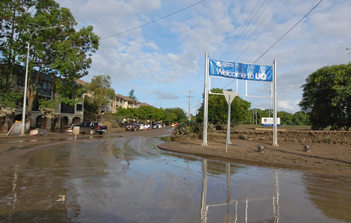 UQ Brisbane Floods