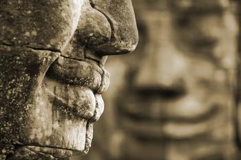 Avalokitshvara, Angkor Thom