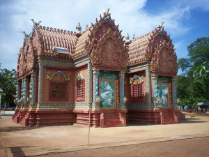 Wat Hanchey Cambodia