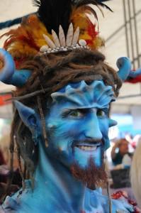 Eumundi BodyArt Carnival 2011