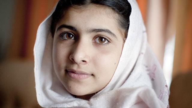 Malala Yousufzai - Heroine