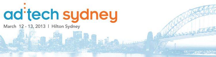 Adtech Sydney 2013 - Natalee-Jewel Kirby